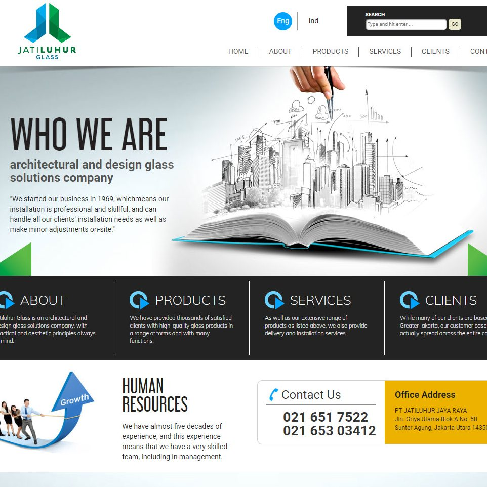 jasa website profesional