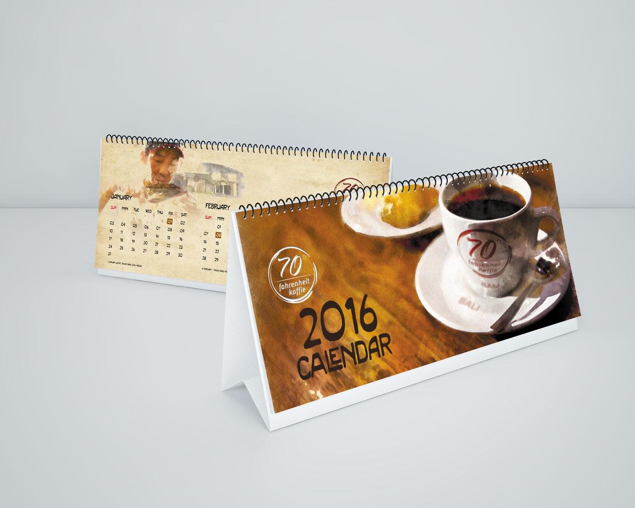 pembuatan kalender