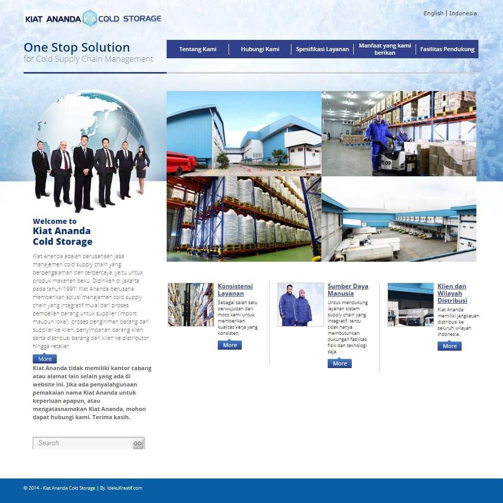 jasa website company profile