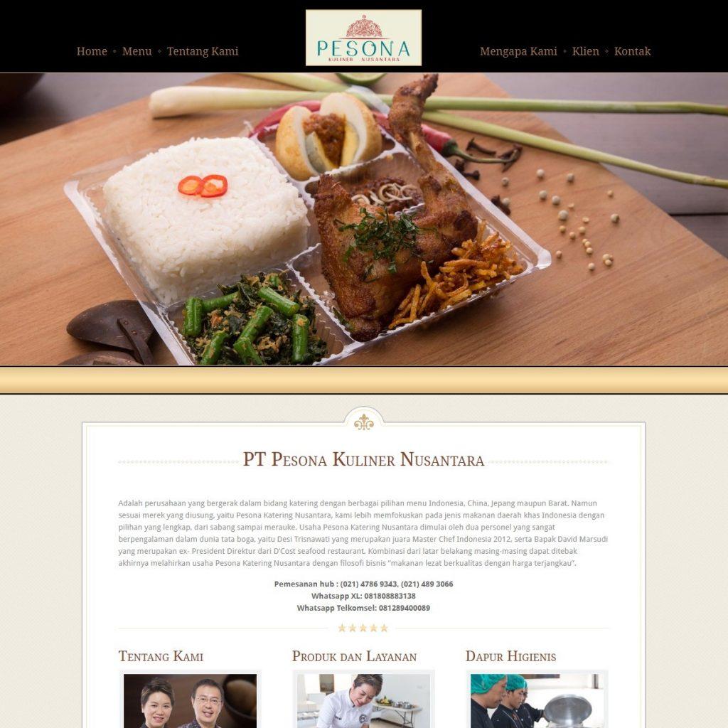 jasa website perusahaan